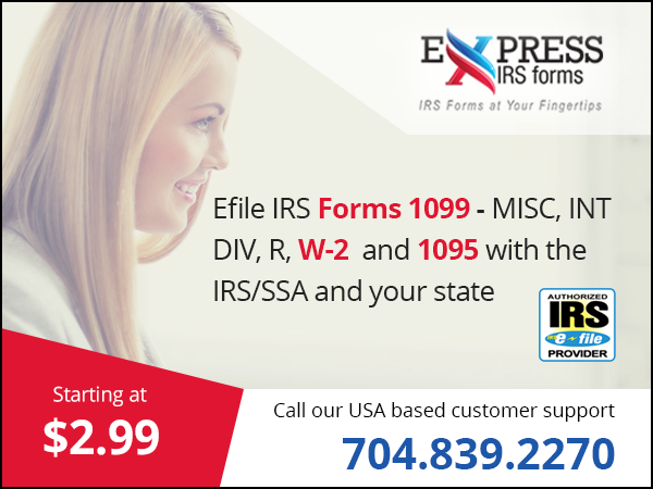 Express IRS Forms